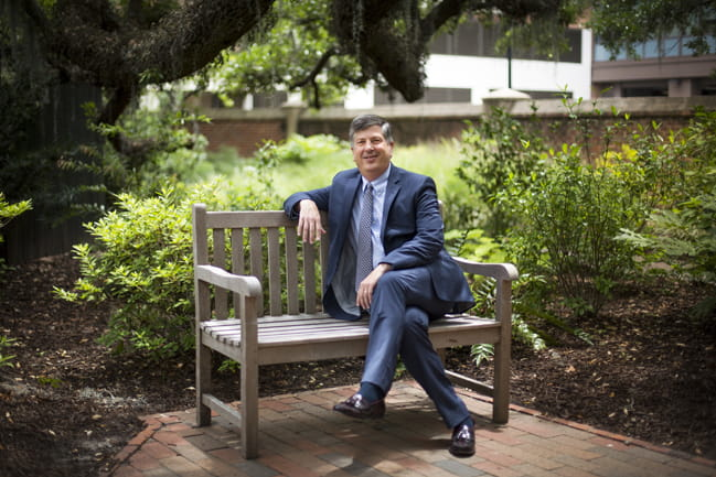 MUSC Pharmacy Dean Philip Hall