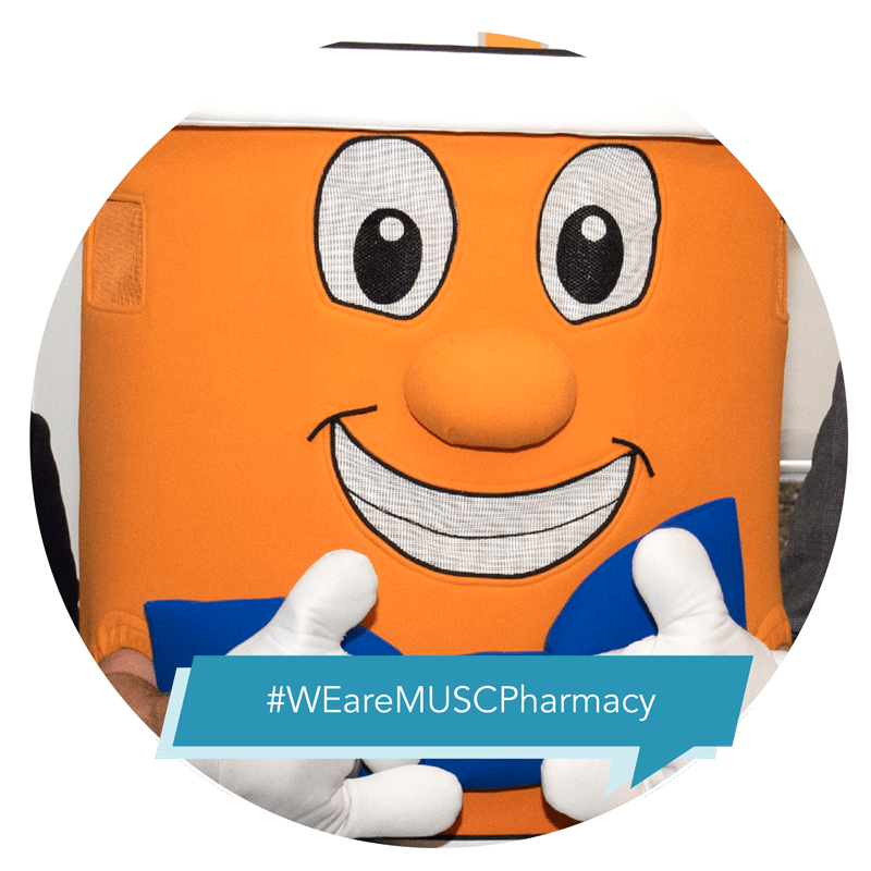 #WeAreMUSCPharmacy Month Facebook Frame